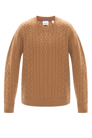 Knitted sweater od Burberry