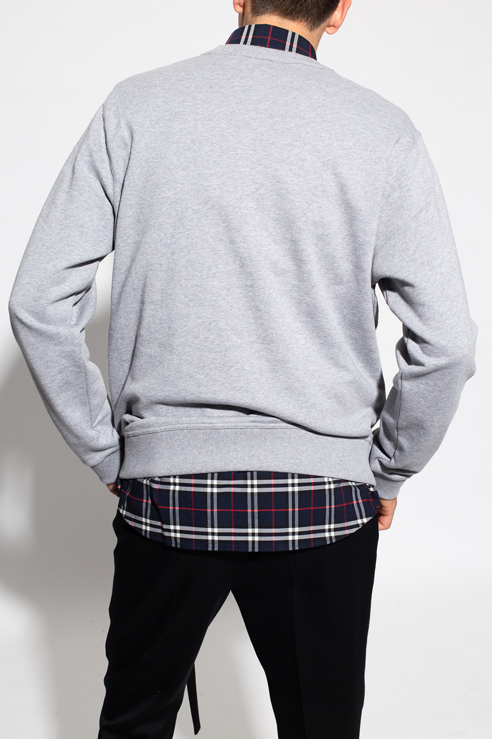 Burberry Embroidered pattern