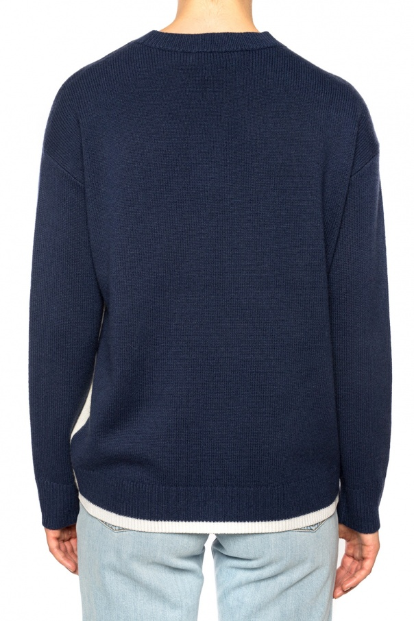 Embroidered sweater od Coach