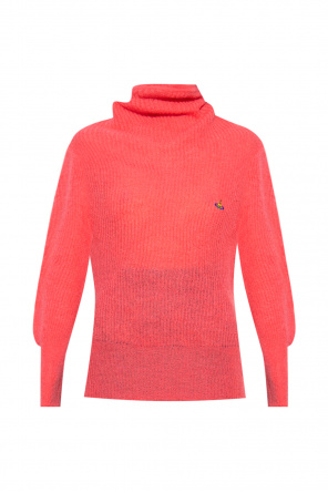 Sweater with decorative collar od Vivienne Westwood