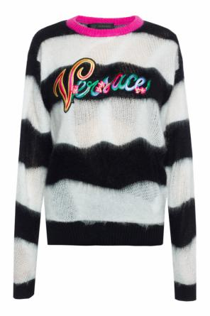 Striped sweater od Versace