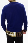 Versace Sweater with logo
