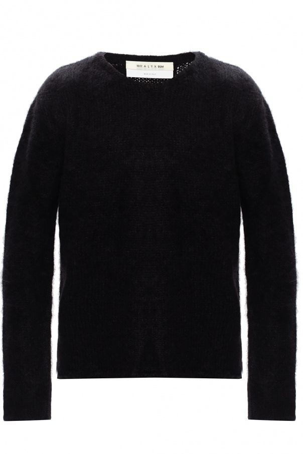 1017 ALYX 9SM Mohair sweater