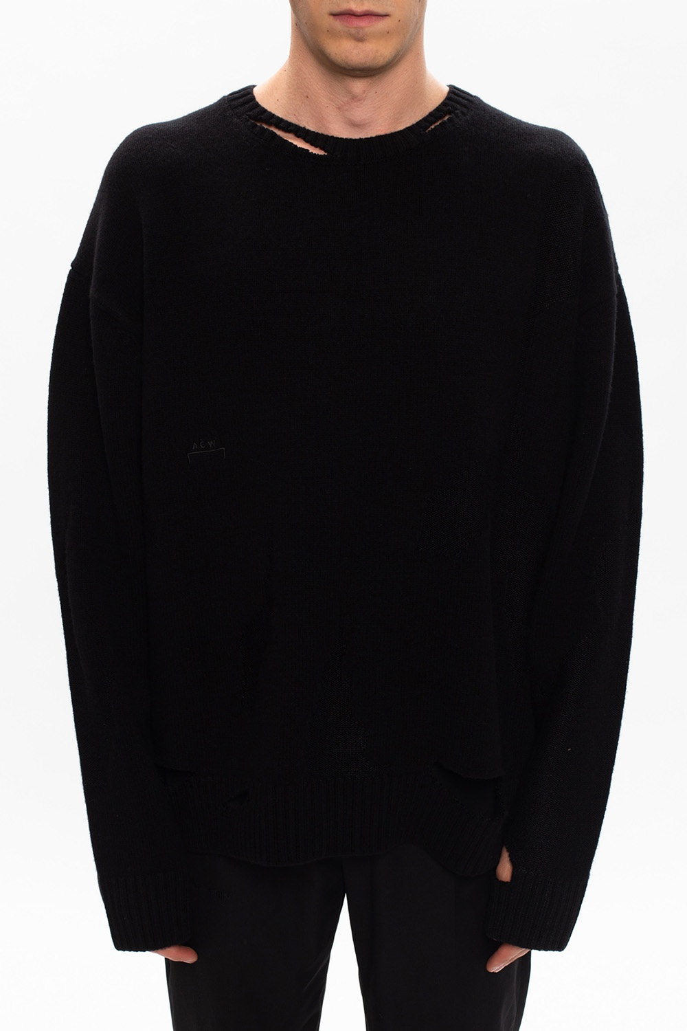 A-COLD-WALL* Sweater with logo