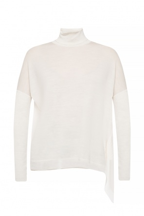 9bc698187 ... asymmetrical turtleneck sweater od AllSaints