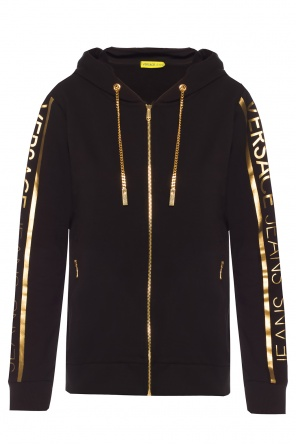 Hooded sweatshirt od Versace Jeans