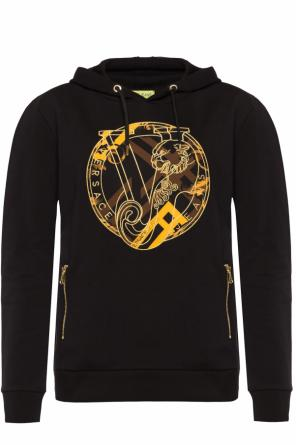 Patched sweatshirt od Versace Jeans