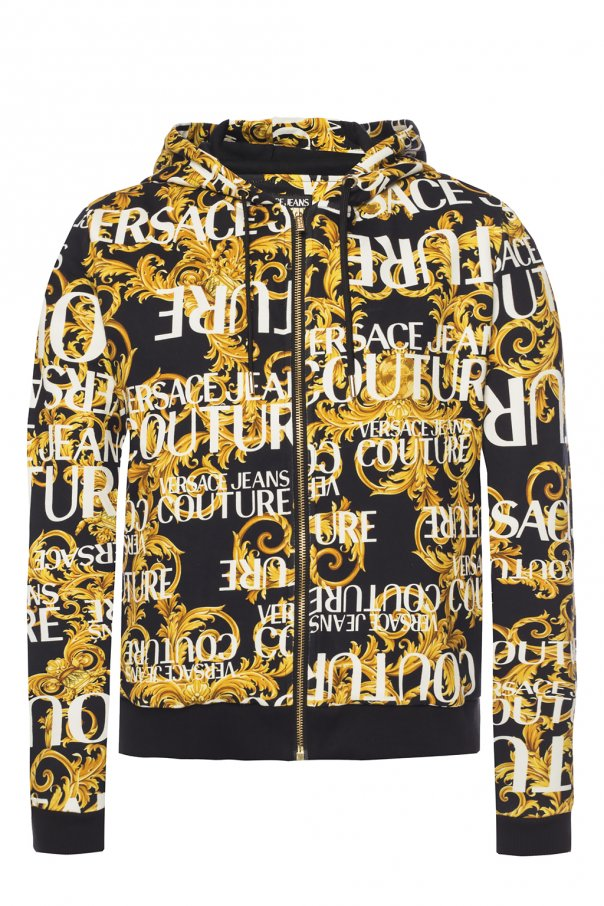 8ca2303730 Baroque-printed hoodie Versace Jeans Couture - Vitkac shop online
