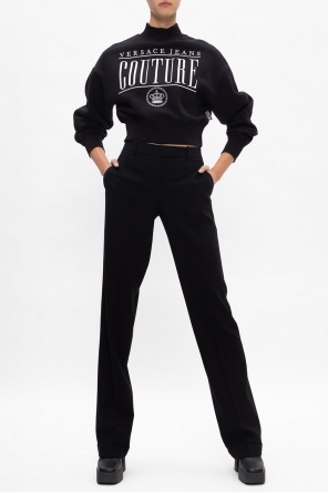 Band collar sweatshirt od Versace Jeans Couture