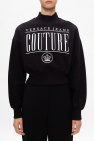 Versace Jeans Couture Band collar sweatshirt