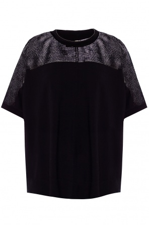 'blois' short sleeve sweater od AllSaints