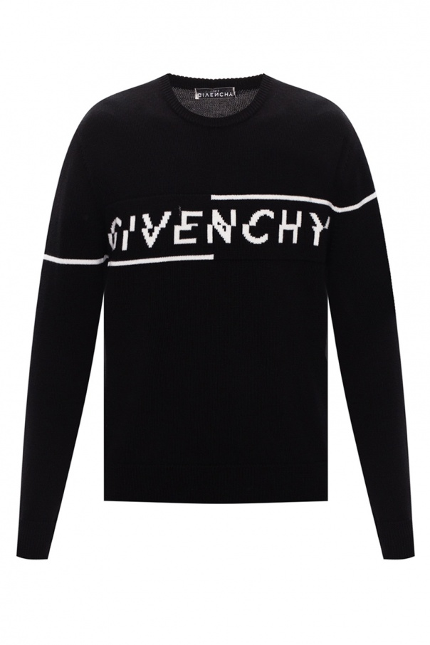Givenchy Sweater with logo