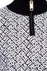 Versace Versus Sweter z kołnierzem