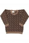 Fendi Kids Patterned sweater