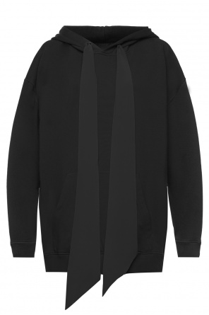 Hooded oversize sweatshirt od Givenchy