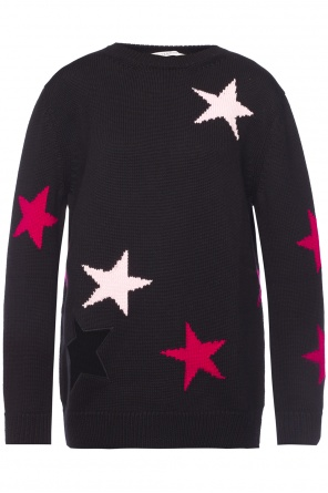Star cut-out sweater od Givenchy