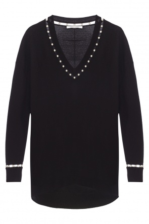 Embellished sweater od Givenchy