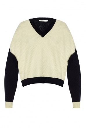 Sweater with detachable sleeves od Givenchy
