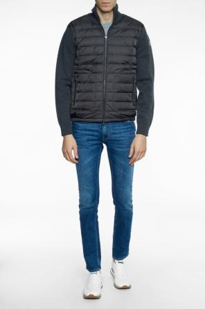 Cardigan with down front od Moncler