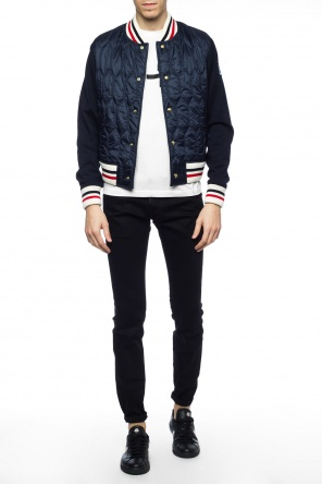 Quilted front jacket od Moncler