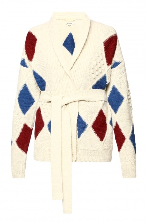 Cardigan with rhombs od Isabel Marant Etoile