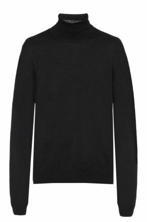 Wool turtleneck sweater od Golden Goose