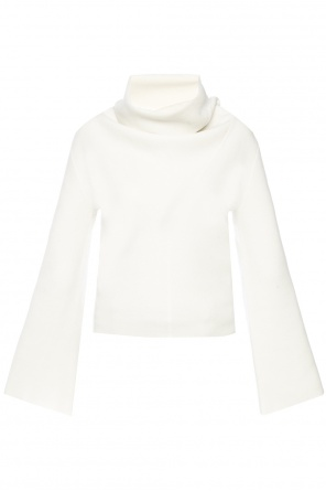 Cashmere turtleneck sweater od Chloe