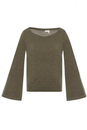 Sweater with wide sleeves od Chloe