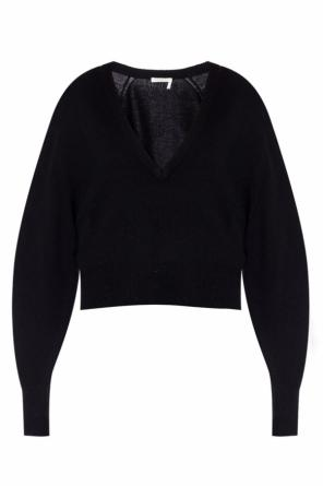 V-neck sweater od Chloe