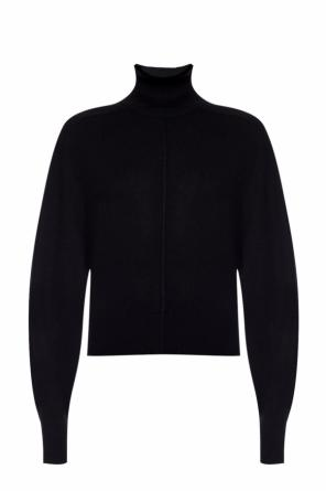 Ribbed turtleneck sweater od Chloe