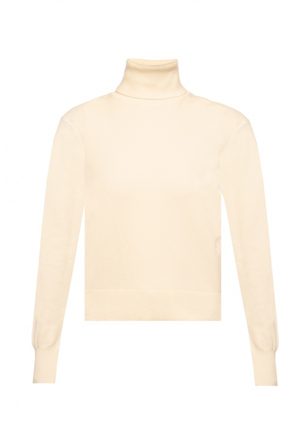 Chloé Branded turtleneck sweater