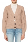 Cardigan with an embroidered pattern od See By Chloe