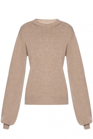 Sweater with openwork ornamentation od See By Chloe