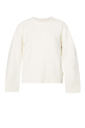 Sweater with a decorative clasp od See By Chloe