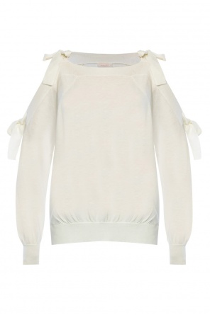 Bare shoulders top od See By Chloe