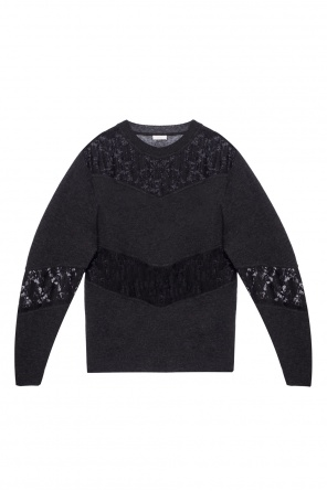 Openwork sweater od See By Chloe