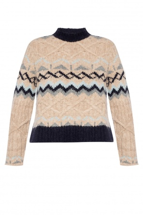 Sweater with cut-outs od See By Chloe