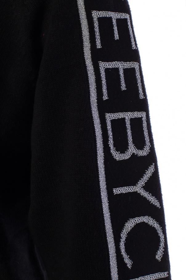 Sweter z logo od See By Chloe