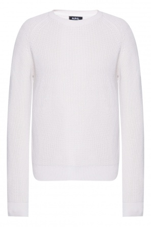 Crewneck sweater od A.P.C