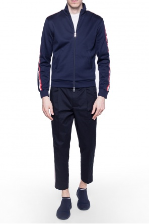 Band collar sweatshirt od Moncler