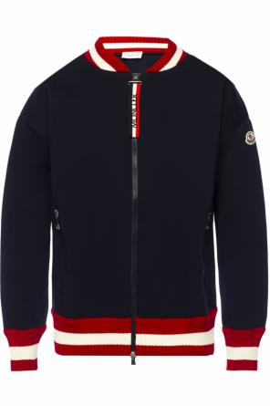 Striped sweatshirt od Moncler