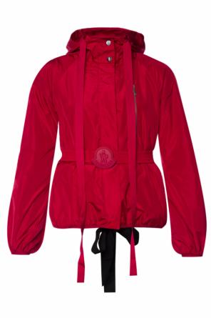 Hooded jacket od Moncler Gamme Rouge