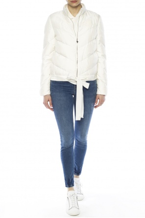 Quilted down jacket od Moncler Gamme Rouge