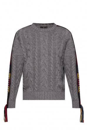 Rib-knit sweater od Etro