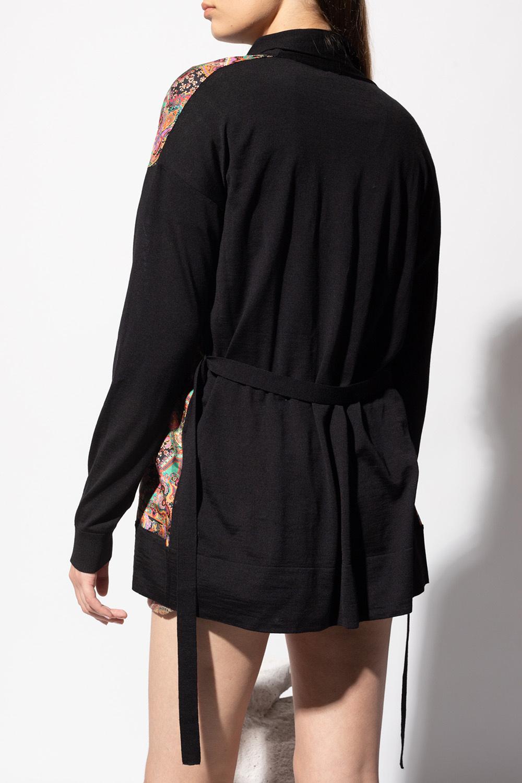 Etro Patterned cardigan
