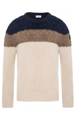 Wool sweater od Moncler