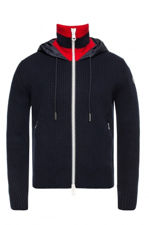 Hooded sweater od Moncler