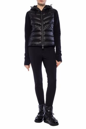 Hooded quilted jacket od Moncler Grenoble