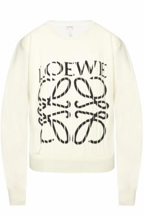 Sweater with vents od Loewe