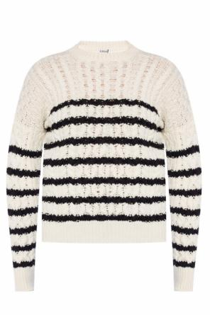 Striped sweater od Loewe